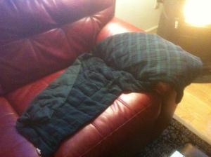 body blanket