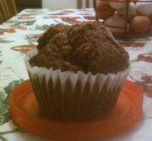 Bran muffin from Hannaford