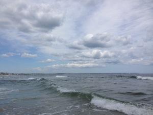 ocean clouds 3