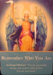 archangel michael doreen virtue