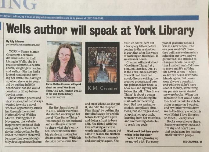 york-weekly-article